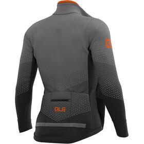 Alé Cycling PR-S Delta Combi DWR Stretch Chaqueta Hombre, black-grey